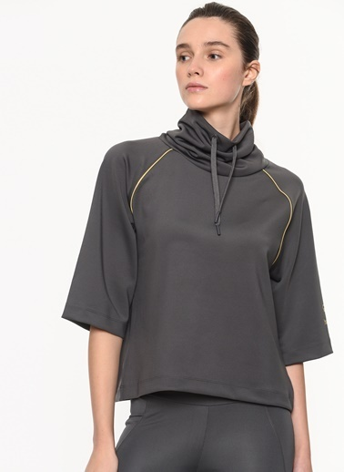 Hummel Kadın Agoptos Sweatshirt 921048-3902 Renkli